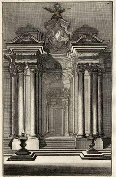 Architecture / element / Johann Jacob /