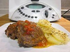 Carrilleras en salsa Thermomix