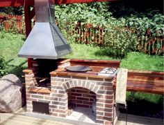 outdoor grill & kitchen - I like it! <3