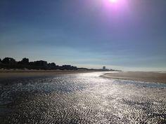 The beach, Nieuwpoort