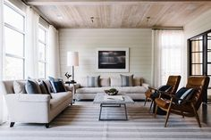 """Smith Hanes Studio on Instagram: """"We hope your weekend was as relaxing — just like this living room. 