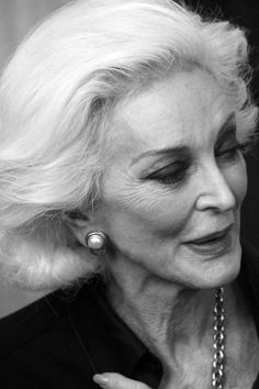 Carmen Dell'Orefice-absolutely perfect
