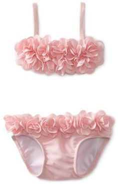cdb43f5d37 I will need this if the baby is a girl!: Kate Mack Baby-Girls Newborn  Blooming Roses Swim Bikini: Clothing this is just adorable !