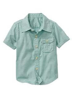 Oxford short-sleeve shirt- Can you purchase this shirt in the green and blue for the boys? Not the yellow. Place each color on whomever you think it looks best on. And with the third boy… a white button down. If the third white button down is for Patrick and you don't have one on hand, I def have his size. Thanks Rita!