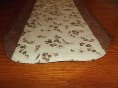 Table Runner by UniqueGrandma on Etsy, $15.00
