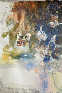 "Baḻkpaḻk (Yirritja) Sterculia quadrifida ""Native Peanut"" by John Wolseley Sketchbook Inspiration, Art Sketchbook, Flower Art, Art Flowers, Watercolor Paintings, Watercolours, Landscape Paintings, Landscapes, Australian Art"