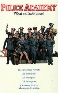 Police Academy - Dümmer als die Polizei erlaubt (1984)