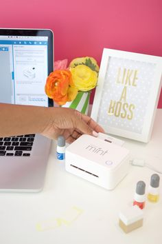 All about the Silhouette Stamp Maker | damask love  I just bought one!  Has anyone else got this?????  CM
