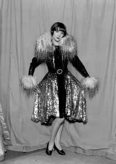 Jessie Matthews, the versatile young actress who has made a name for herself in revues by Noel Coward.