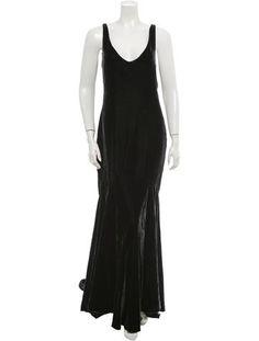 Oscar de la Renta Velvet Dress w/ Tags