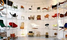 Another image from the Vitra Design Museum.  Swoon.