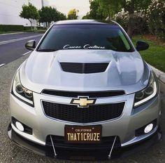 Chevrolet Spark, Chevrolet Cruze, Chevy Cruze Custom, Bmw 320d, Chevy Girl, Kia Optima, Modified Cars, Nice Cars, Jdm