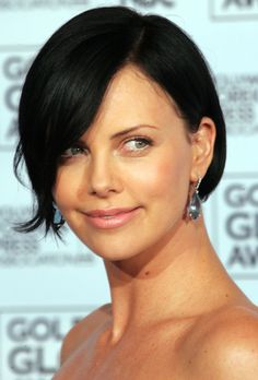 The Just-This-Once Bob: Charlize Theron, 2005