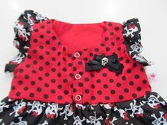 Vestido 0-3 meses Coisas de Marrie para meninas de atitude!