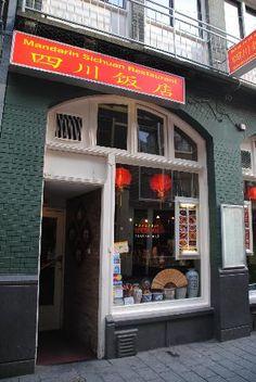 Mandarin Sichuan Restaurant. Warmoesstraat 21