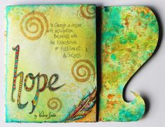 "visual blessings - ""Catching Fire - Releasing Hope"""