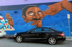 Miami - Wynwood: Outside the Walls - Mural by Nunca