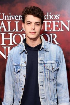 Israel Broussard movie list