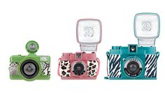 I wanna collect them all! :D #lomography #photography #camera #collection #snake #leopard #zebra