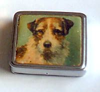 Below is an introduction to the web site for the BCCS Vintage Dog, Vintage Tins, Vintage Purses, I Love Dogs, Cute Dogs, Shabby, Old Dogs, Tin Boxes, Terrier Dogs