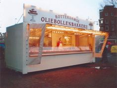 Oliebollen it is à dutch tradition