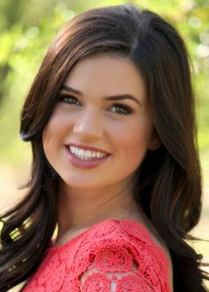 Morgan Edwards, Miss Clovis 2014