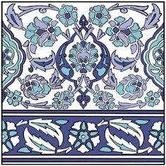 Турецкий орнамент, орнамент, узор, восток, подушка