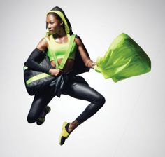 Allyson Felix Soars in Nike Campaign Allyson Felix, Berlin, Elle Blogs, Roshe Shoes, Sporty Chic, Sporty Fashion, Fitness Fashion, Fashion Women, Fashion Shoes