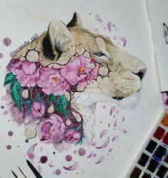 """Jonna Lamminaho: """"Je peins la beauté que je vois chez les animaux"""""""