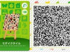 Les qr codes bonbons & fun : - Animal Crossing New Leaf Qr Code Animal Crossing, Animal Crossing Qr Codes Clothes, Acnl Paths, Motif Acnl, Code Wallpaper, Ac New Leaf, Happy Home Designer, Motifs Animal, Cat Dresses