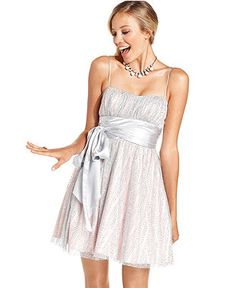 ccc53803d7f City Triangles Pleated Strapless Dress