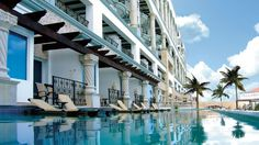 Swim-up Suites at The All Inclusive-Hyatt Zilara Cancun