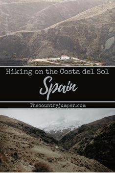 The Costa del Sol, in Anadalucia, a region in the South of Spain, is a beautiful area which should be included on any trip to Spain. When there, there are some terrific hikes to do along the cost. Read more about one! Best Places To Travel, Places To See, South Of Spain, Go Hiking, Andalusia, Spain Travel, Where To Go, Vacation Spots, Travel Inspiration