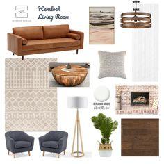 Living Room Sofa Design, Living Room Colors, Living Room Designs, Living Room Decor, Living Area, Living Spaces, Scandinavian Home Interiors, Boho Chic Living Room, Living Room Update