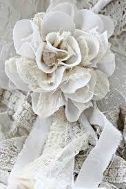 Risultati immagini per lace flowers how to make