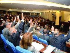 Des députés envahissent la tribune et empêchent le déroulement du vote !!! • Hellocoton.fr