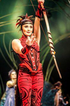 Cirque du Soleil Amaluna Vancouver Nov 22 2012—review and photos by Christine Redmond.