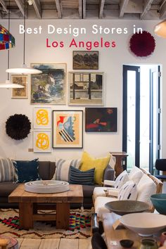 I think it's safe to say that we shop a lot and we know LA pretty darn well at this point. I used to think that New York had better design stores, but I'm not convinced anymore. LA has gotten GOOD. So we figured it was time to do one big 'BEST DESIGN STORES IN... Read More …
