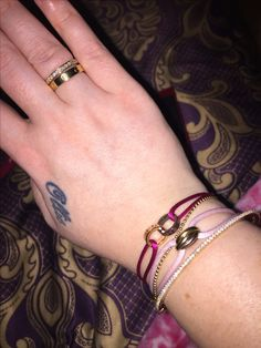 Cartier Love Ring Bracelet Trinity