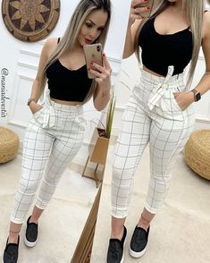 🛍 Opening discounts and rewards 📌 Link is in our bio 🔥 Check it out . Stylish Summer Outfits, Classy Outfits, Pretty Outfits, Stylish Outfits, Girl Outfits, Indian Fashion Trends, African Fashion Dresses, Fashion Pants, Girl Fashion