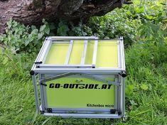 Kitchenbox Go Outside At Proyectos Bici