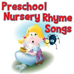 Find all your Favorite Nursery Rhymes for your Preschool classroom. More to teach Suzanne! @Kris Hawker @Amy Hawker  @Haylie Armstrong