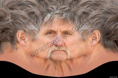 Old Male Head Premade Texture 3d Artist, Show Photos, Photo Reference, Texture, Model, Fictional Characters, Surface Finish, Scale Model