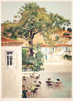 Greek Art, New Art, Greece, Urban, Painters, Greece Country