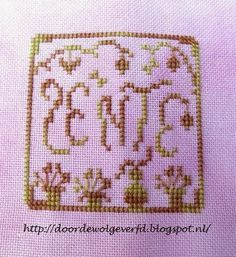 Creative Workshops from Hetti: Lente, Spring Freebie Cross Stitch Needles, Creative Workshop, Needle Book, Spring, Stitching, Beautiful, Costura, Stitches, Sewing