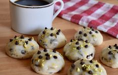 Cannoli Cookies with Ricotta Icing | Italian Sons and Daughters of America Cannoli Cookies Recipe, Ricotta Cookies, Italian Cookies, Italian Desserts, Italian Recipes, Candy Recipes, Cookie Recipes, Easy To Make Cookies, Delicious Desserts