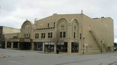 The Sandusky Theatre, Sandusky Ohio. The are four ghosts said to haunt thus old theatre. One eyewitness reported seeing a ghostly figure wearing 1920's era clothing walk across the stage, stop & stare at them then disappear. An employee claims that while mopping the floor, he heard footsteps behind him. He turned around & no one was there, but there were footprints being made on the still damp floor. In the projector room, where the original 1928 projector units still stand, a worker heard…