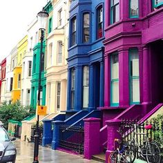 Nothing but love for Notting Hill...