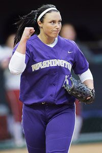 Danielle Lawrie-loved watching her in the 2010 NCAA College World Series
