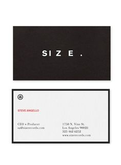 520 best business cards images on pinterest business card design sizecards reheart Choice Image